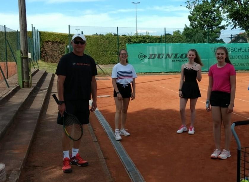 Rückblick Tennis-Camp