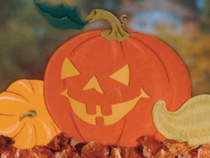 Einladung zum Kürbisfest am 10. Oktober um 17:00 Uhr